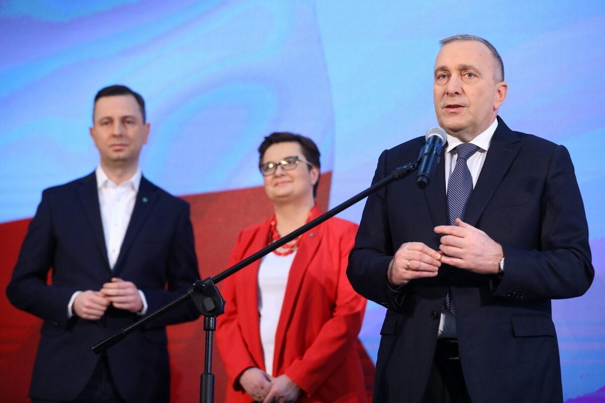Grzegorz Schetyna, Władysław Kosiniak-Kamysz, Katarzyna Lubnauer