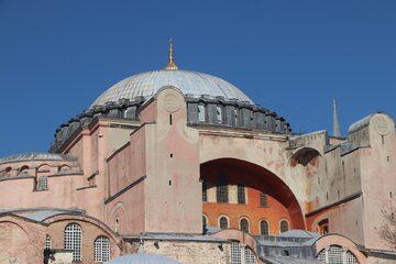 Hagia Sophia, zdjęcie ilustracyjne