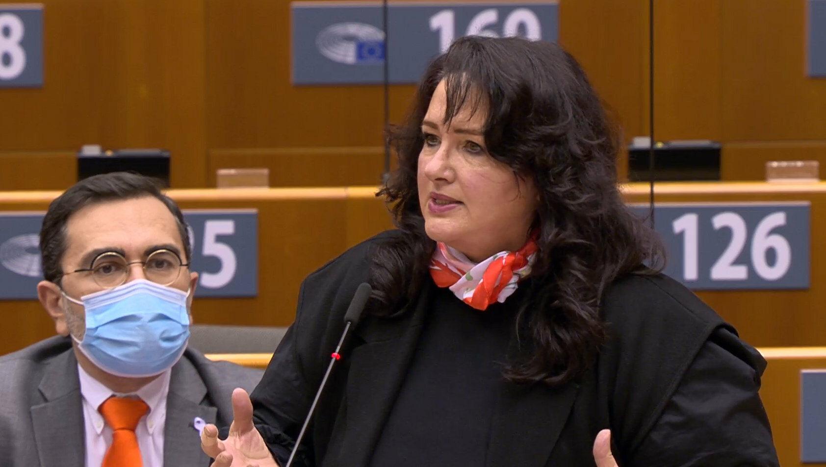 Helena Dalli, europejska komisarz ds. równości