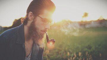 Hipster. Zdj. ilustracyjne