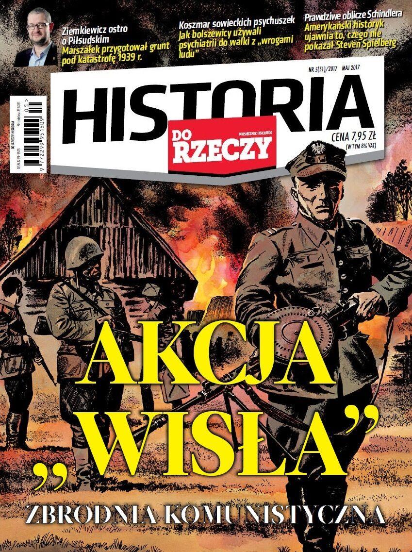 """Historia Do Rzeczy: Akcja """"Wisła"""" – zbrodnia komunistyczna"""