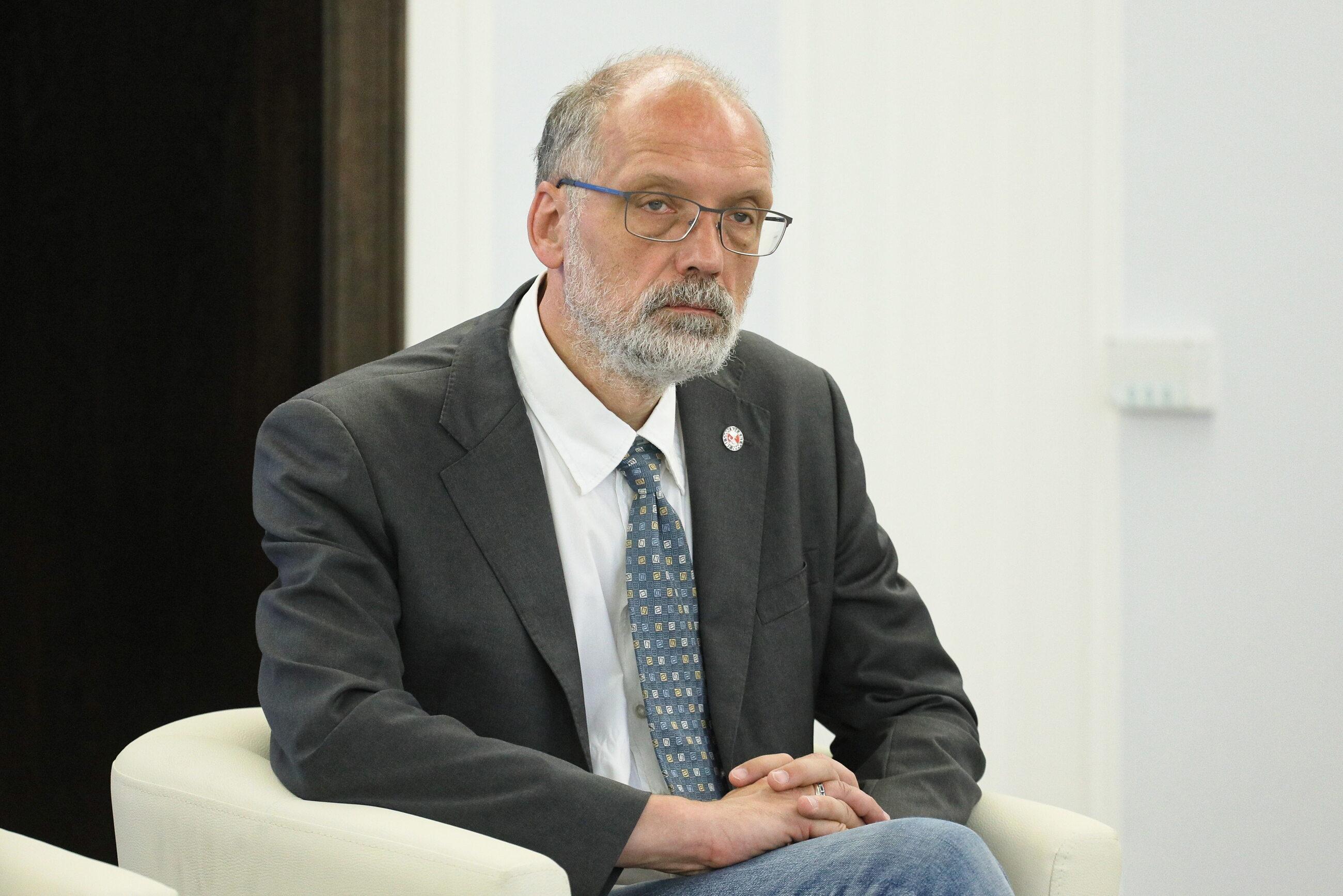 Historyk, prof. Andrzej Nowak