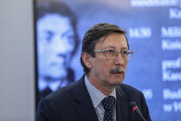 Historyk prof. Jan Żaryn