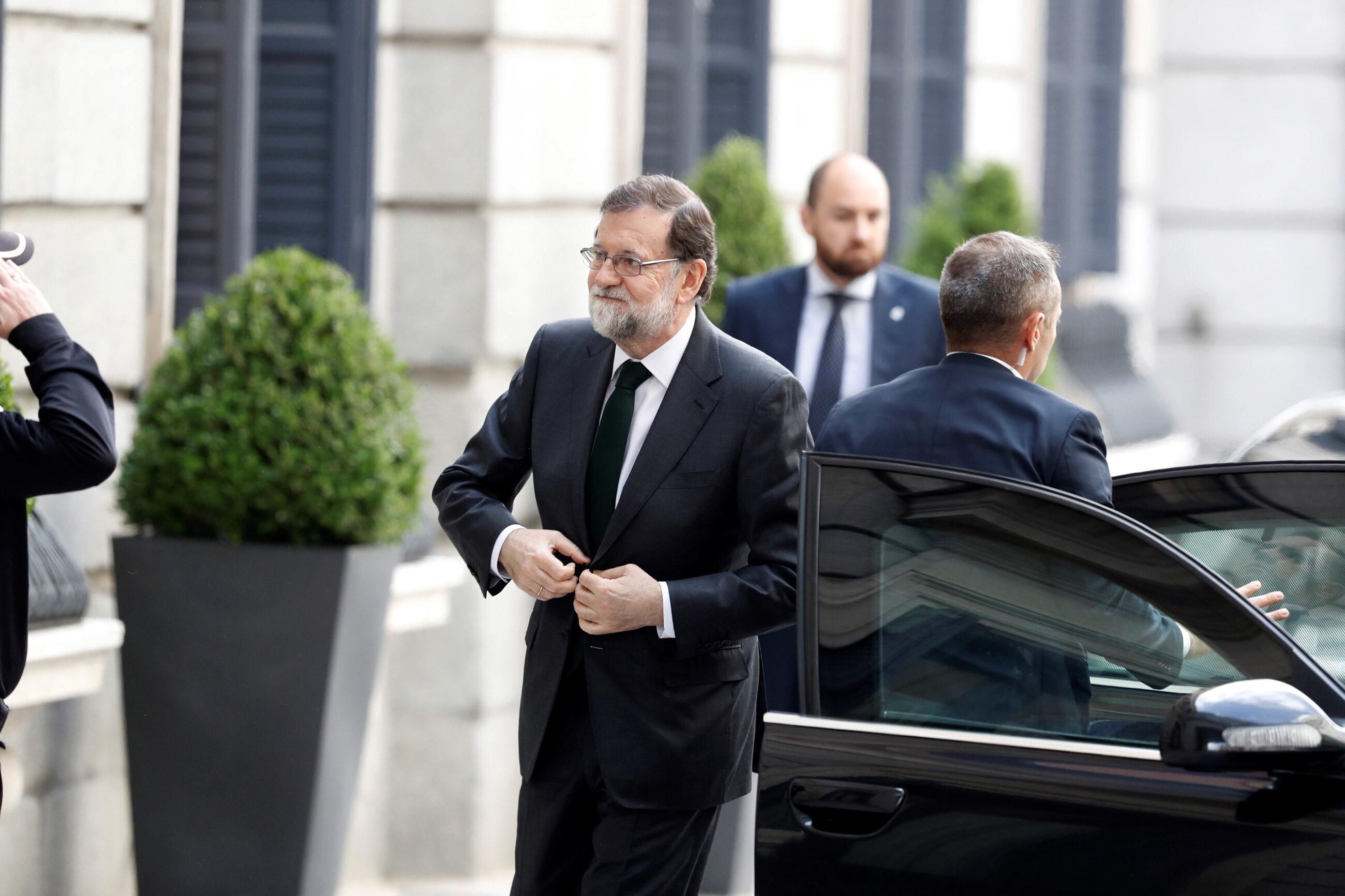 Hiszpański Kongres Deputowanych przegłosował wotum nieufności wobec premiera Mariano Rajoya