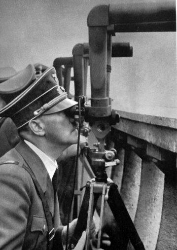 Hitler pod Warszawą