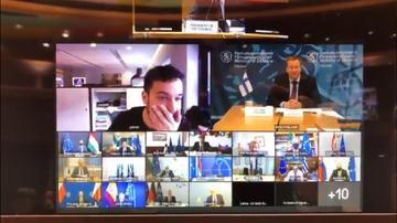 Holenderski dziennikarz dostał się na tajną naradę unijnych ministrów