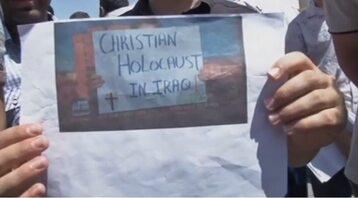 Holocaust Chrześcijan w Iraku