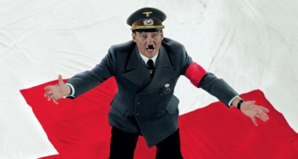 Ile waży wąs Hitlera?