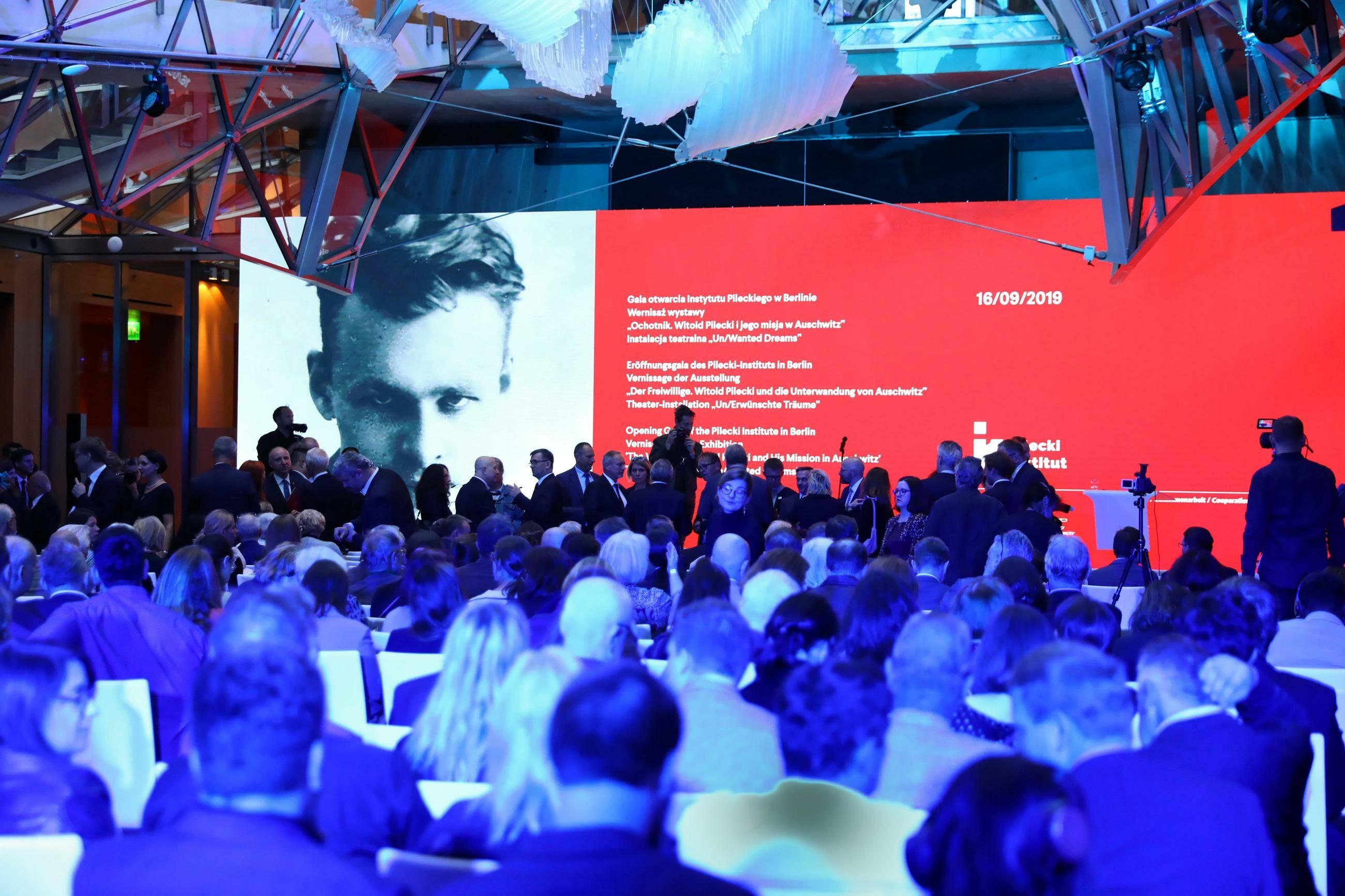 Inauguracja działalności pierwszego zagranicznego oddziału Instytutu Pileckiego