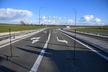 Inwestycje drogowe. Wschodnia Obwodnica Wrześni w miejscowości Sokołówko
