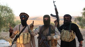 islamscy bojownicy