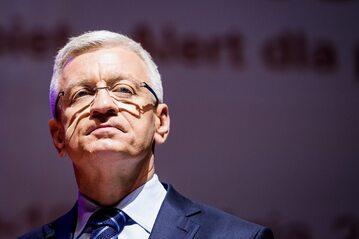 Jacek Jaśkowiak - prezydent Poznania