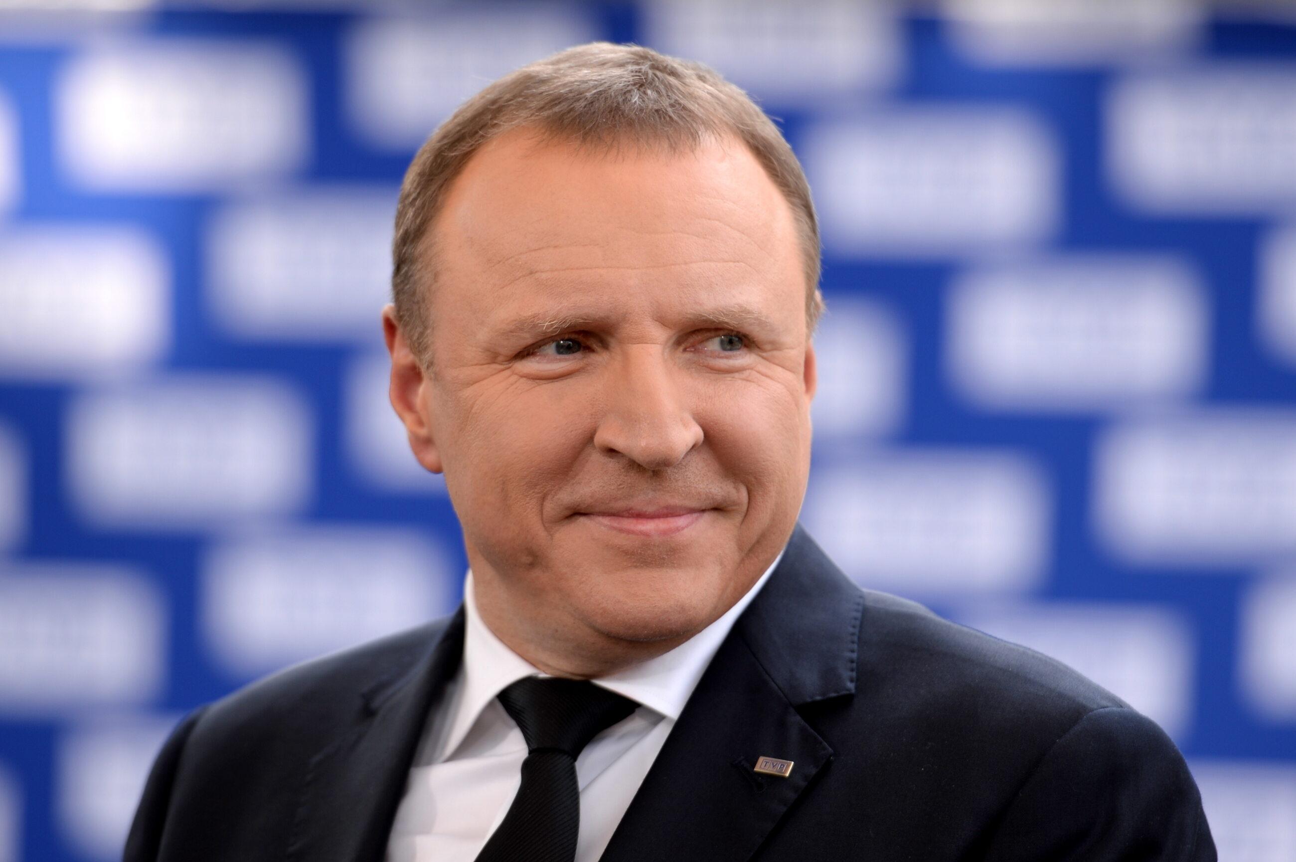 Jacek Kurski, członek zarządu TVP