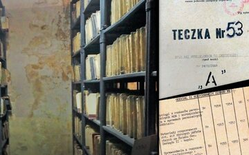 Jak znikały dokumenty w Centralnym Archiwum Wojskowym