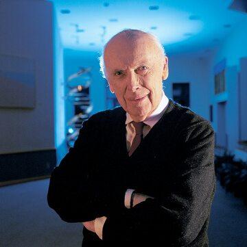 James Watson, genetyk, biochemik i laureat Nagrody Nobla