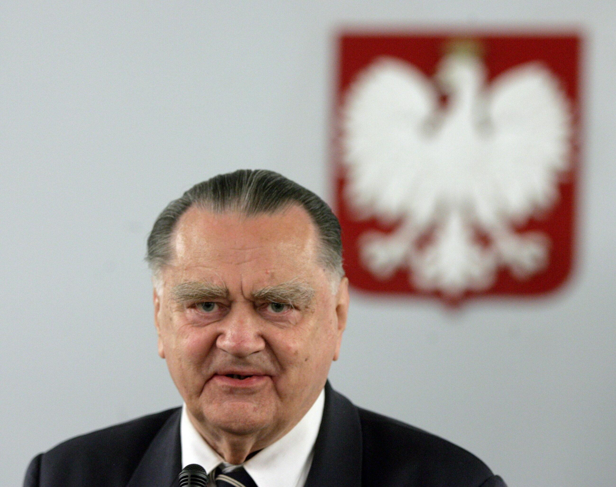 Jan Olszewski, b. premier