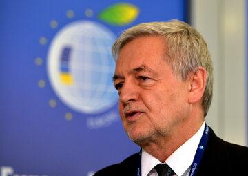 Jan Piekło, ambasador RP na Ukrainie