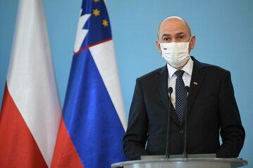 Janez Jansa, premier Słowenii