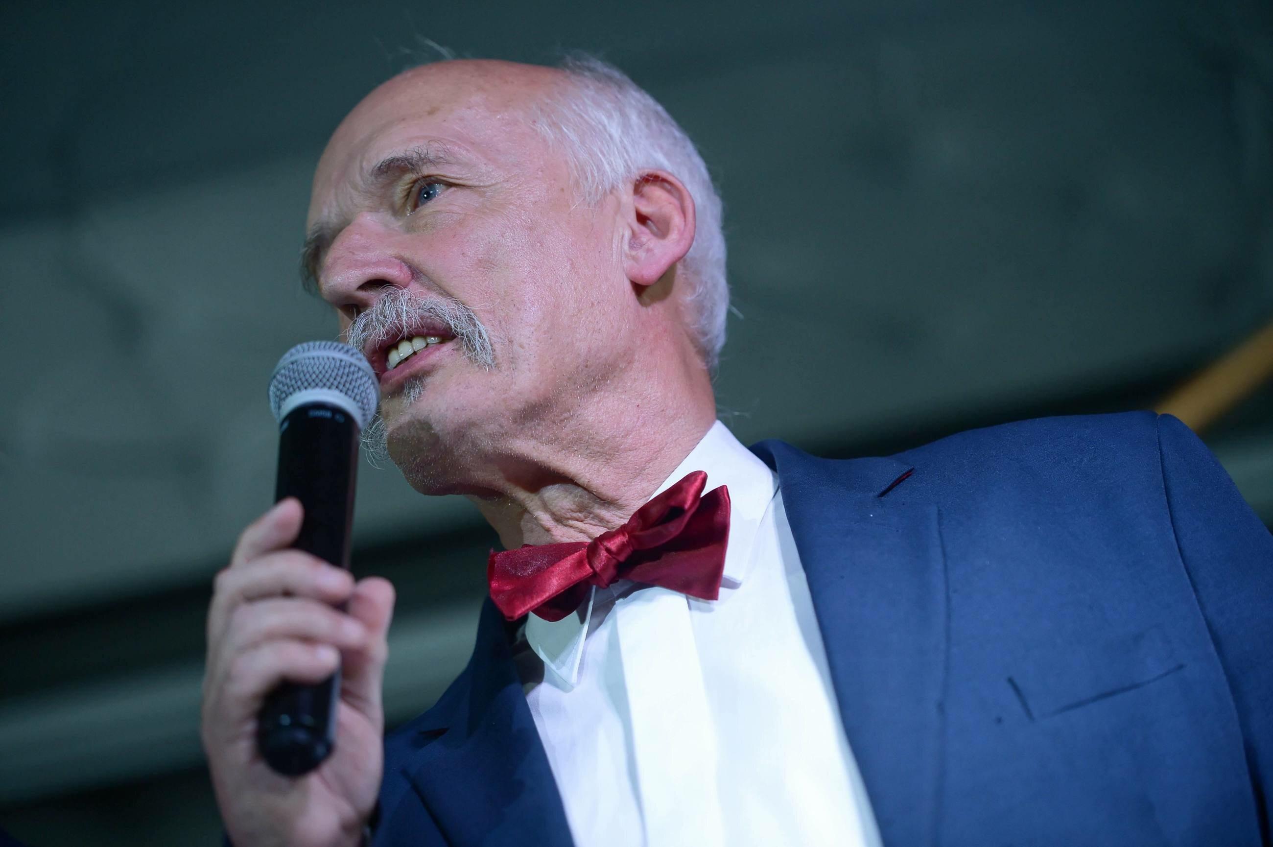 Janusz Korwin-Mikke