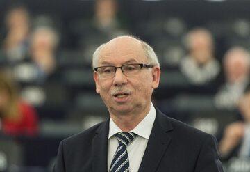 Janusz Lewandowski, europoseł PO