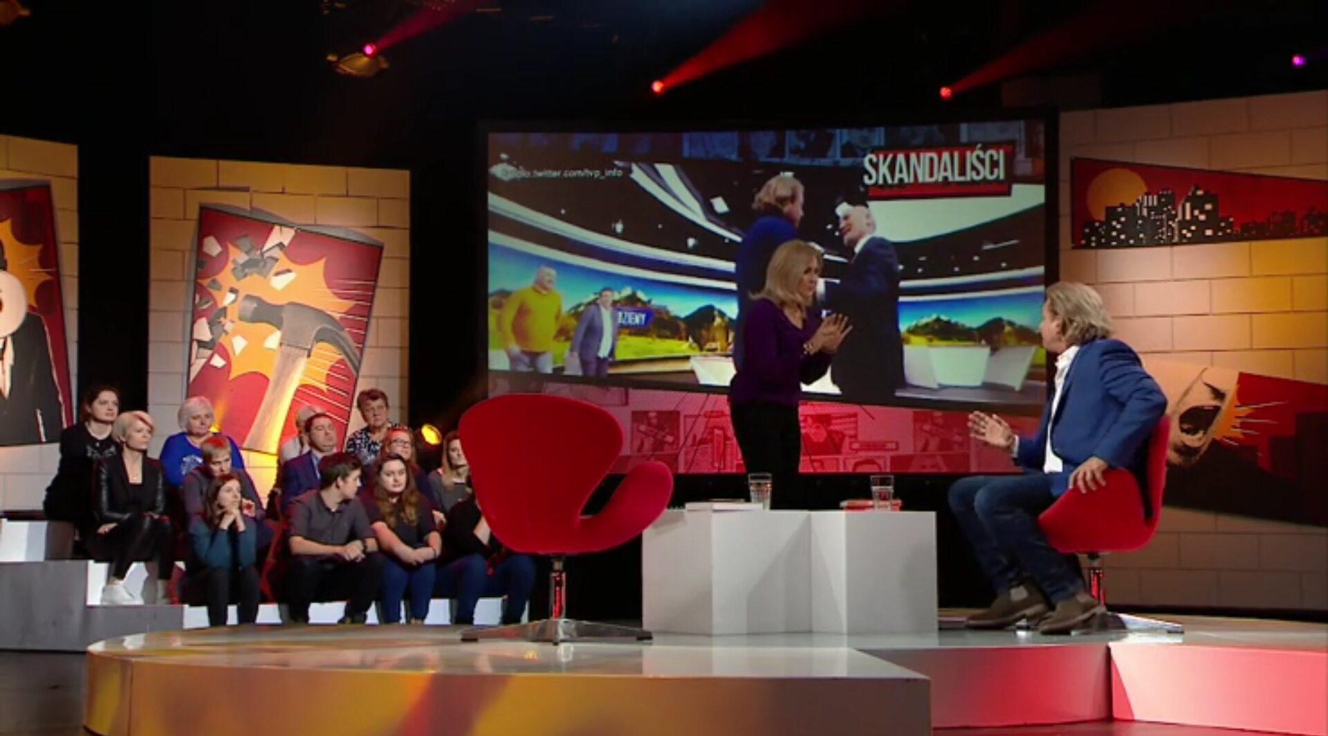 Jarosław Jakimowicz w Polsat News