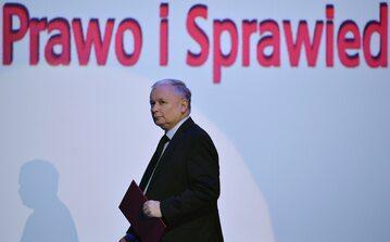 Jarosław Kaczyński, prezes PiS