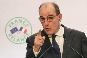 Jean Castex, premier Francji
