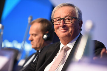 Jean Claude-Juncker, szef Komisji Europejskiej