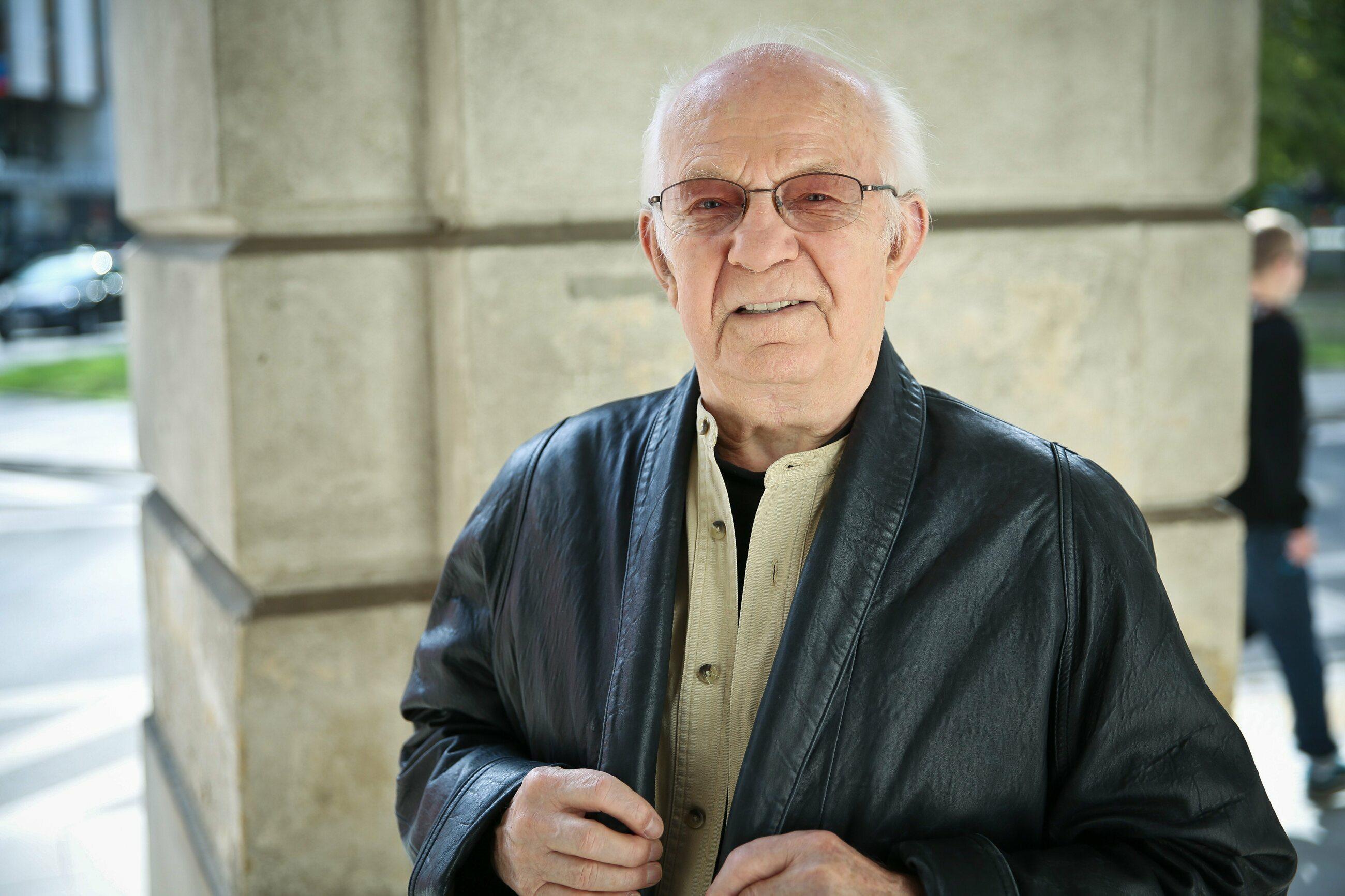 Jerzy Antczak, reżyser.
