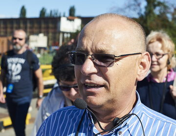 Jerzy Borowczak, poseł Koalicji Obywatelskiej