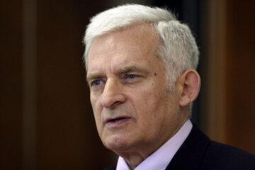 Jerzy Buzek, były premier