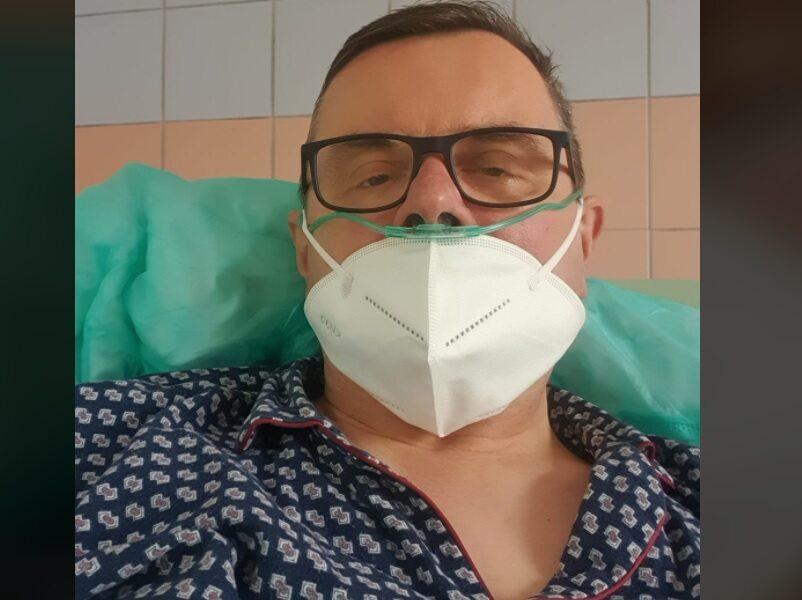 Jerzy Polaczek (PiS) przebywa w szpitalu