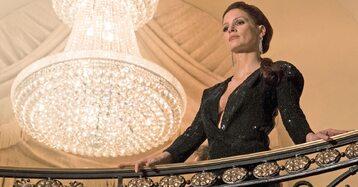 """Jessica Chastain jako Molly Bloom w """"Grze o wszystko"""""""