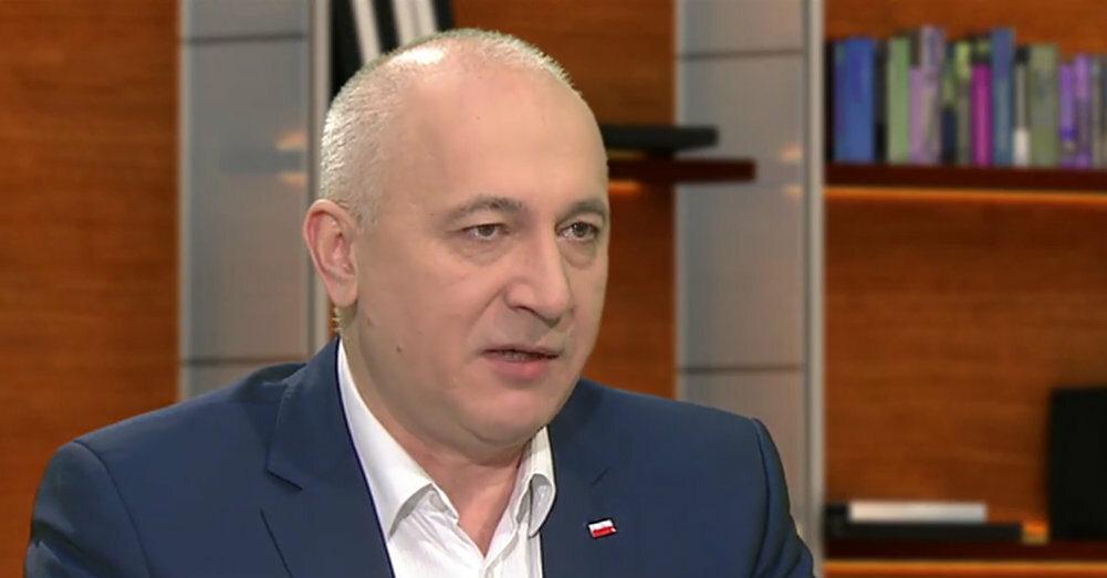 Joachim Brudziński, PiS