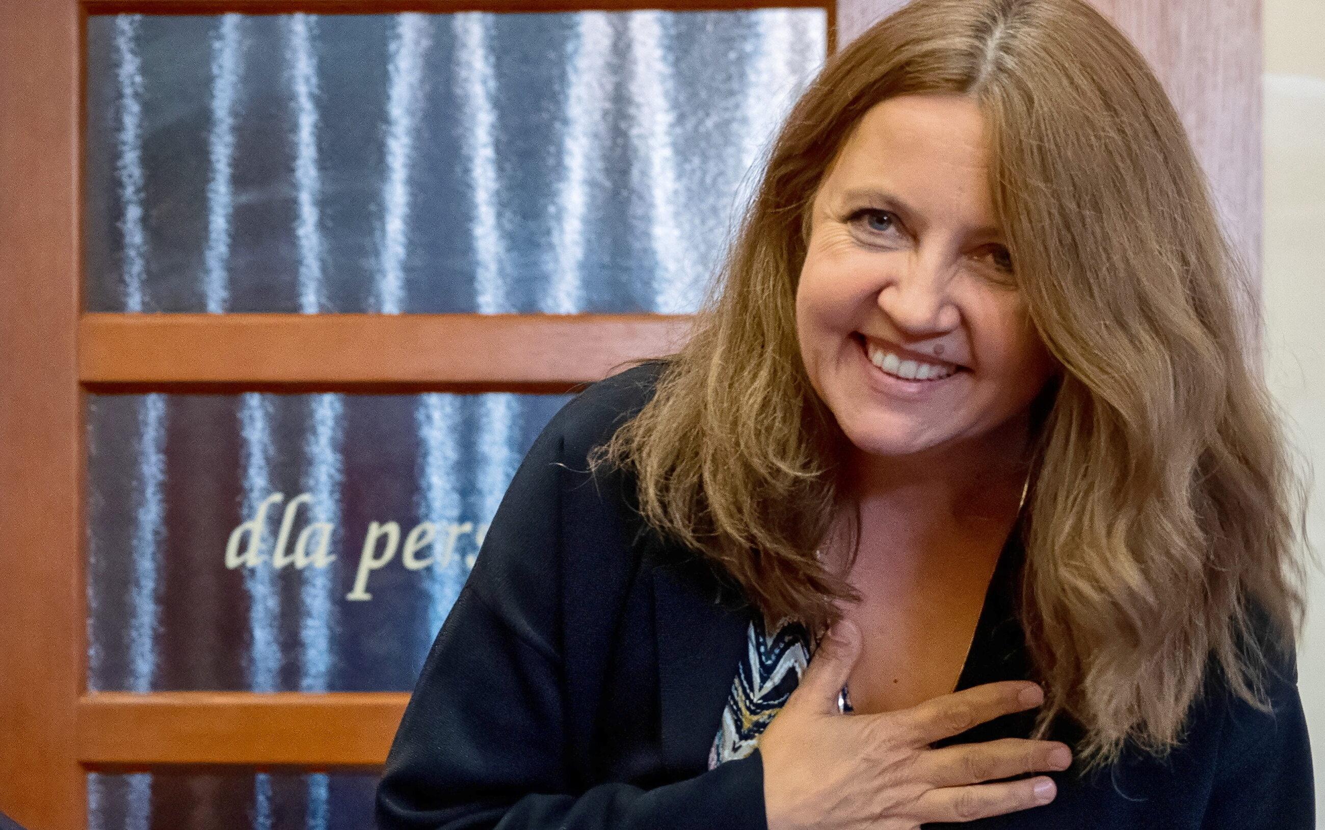 Joanna Lichocka, PiS