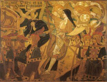 John Duncan, św. Joanna d'Arc