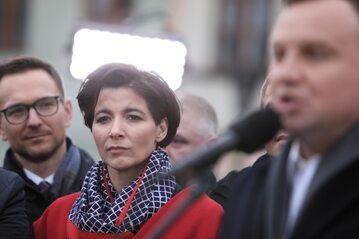 Jolanta Turczynowicz-Kieryłło, Andrzej Duda