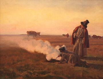 Józef Chełmoński, Jesień