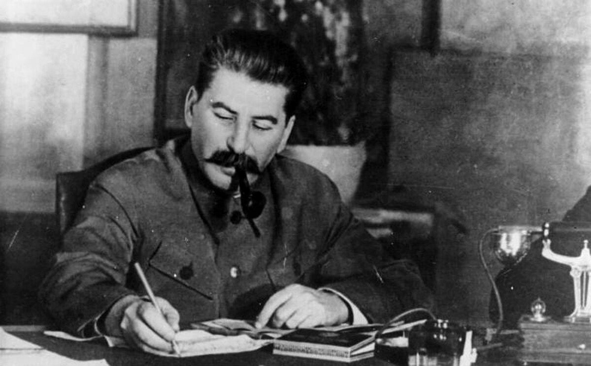 Józef Stalin w 1949 r.