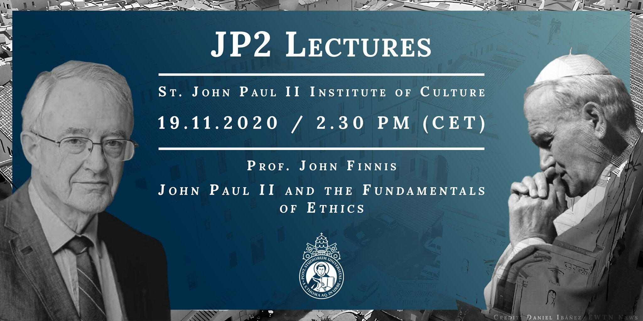 JP2 Lectures: John Paul II and the Fundamentals of Ethics Teologia