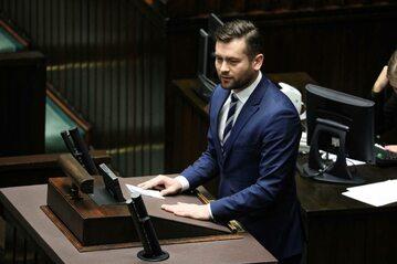 Kamil Borrtniczuk, były poseł Porozumienia