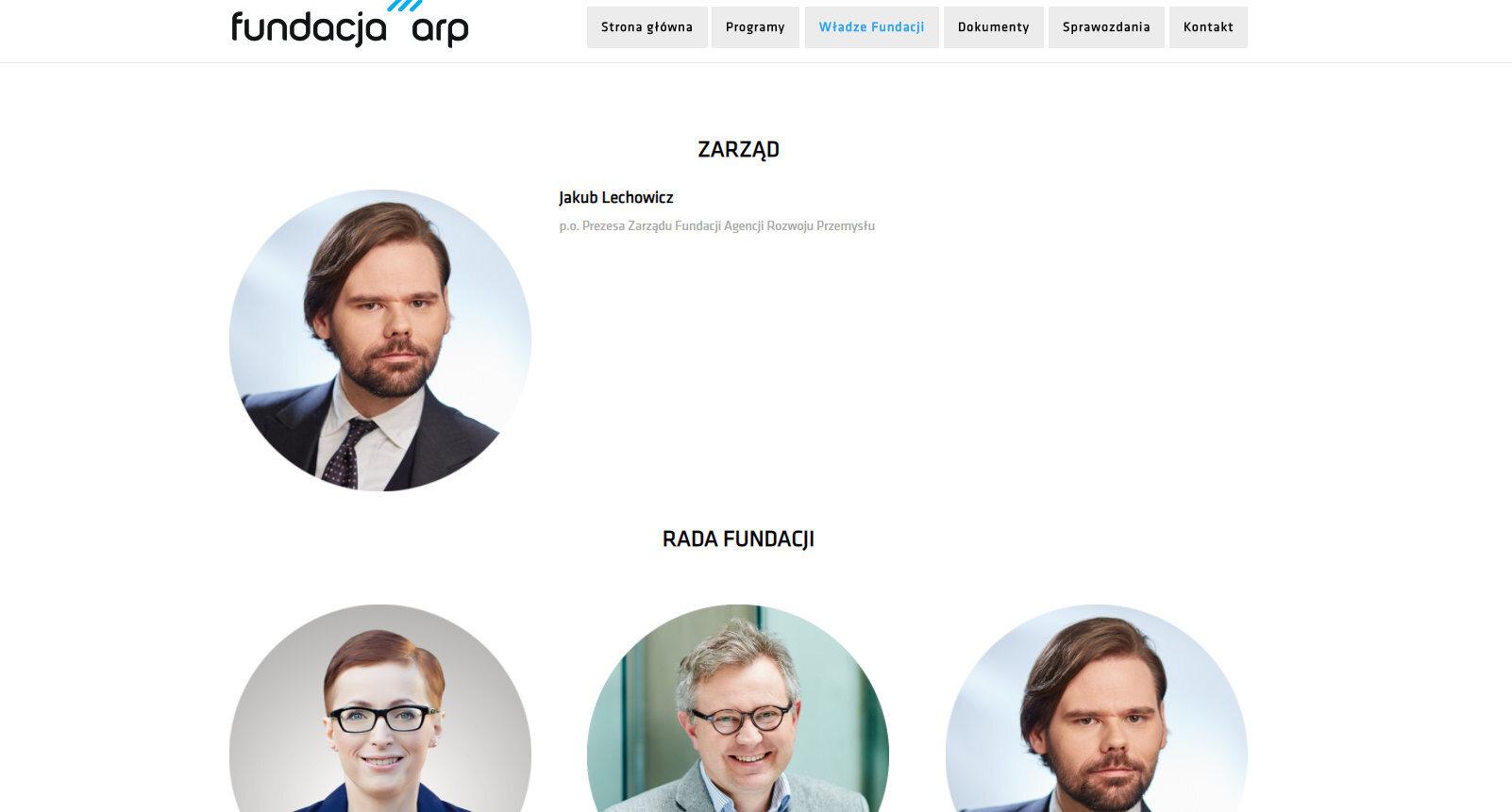 Kamila Andruszkiewicz zrezygnowała z funkcji prezesa Fundacji ARP