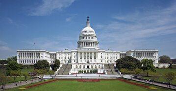Kapitol Stanów Zjednoczonych, zdjęcie ilustracyjne