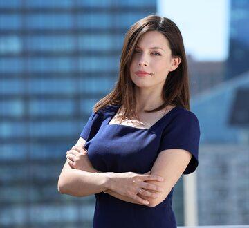 Karolina Pawłowska - prawniczka, dyrektor Centrum Prawa Międzynarodowego Instytutu Ordo Iuris