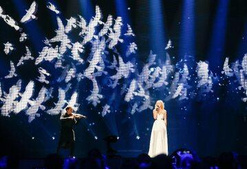 Kasia Moś w półfinale Eurowizji