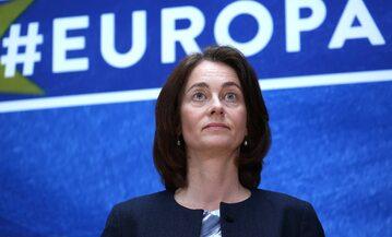 Katarina Barley, niemiecka wiceprzewodnicząca Parlamentu Europejskiego