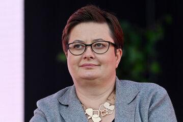 Katarzyna Lubnauer, KO