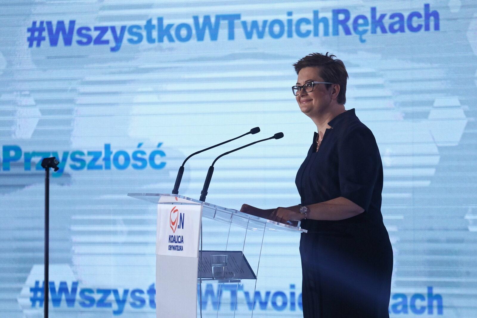 Katarzyna Lubnauer (Nowoczesna)