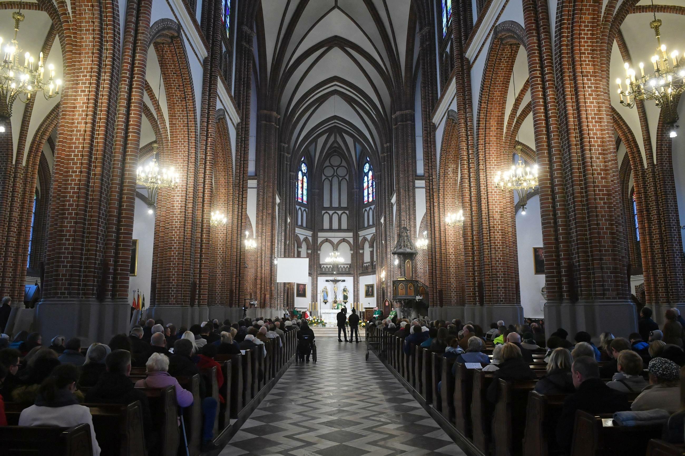 Katedra św. Floriana w Warszawie