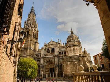 Katedra w Toledo
